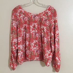 Jessica Simpson Small Floral Top
